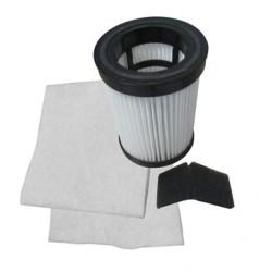 Pack de filtros originales aspirador Dirt Devil M2881-0 (filtro central y el del motor) 2881001