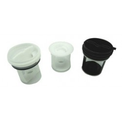 Conjunto filtro original bomba Ariston, Indesit, SOLARA C00045027