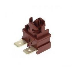 Interruptor unipolar ON-OFF lavavajillas Indesit, Ariston C00140607