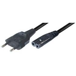 Cable clavija europea 8 en 1 N1H