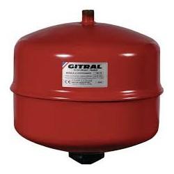 Vaso expansión calefacción y solar 35 litros, 3/4- 1,5 bar VASOCALE-35L