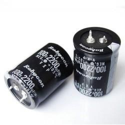 Condensador electrolítico 2200MF- 100V  CERL-2200MF-100V