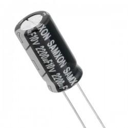 Condensador electrolítico 2200MF-10V  CERL-2200MF-10V