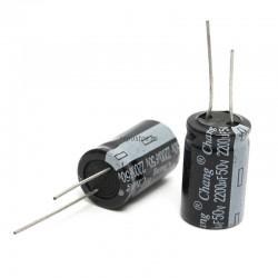 Condensador electrolítico 2200MF- 50V, 105º CERL-2200MF-50V