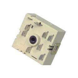 Regulador energía doble Teka, Balay, 5055021100, 605922, 816810182, giro izquierdo