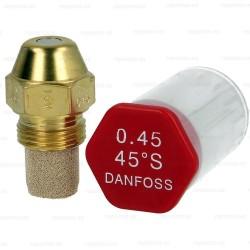 BOQUILLA DANFOSS 0,45- 45º, PARA QUEMADORES 030F4906