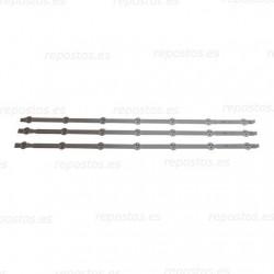 Kit tiras de LED TV LG AGF78399701, B1 (1 tira) y B2 (2 tiras)
