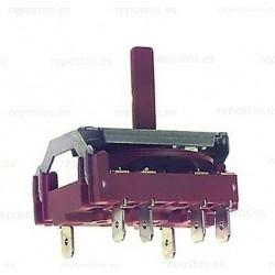 Conmutador horno Teka 4 posiciones HC510, HI535, HT550, HC485 83140101