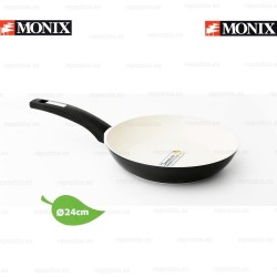 SARTEN CERAMICA MONIX INDUCC. 24 cm M260024