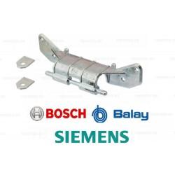 Bisagra puerta lavadora Bosch, Siemens, Balay, Whirlpool, crolls modelo 00153150