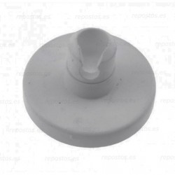 Rueda cesto inferior lavavajillas Ariston C00018286