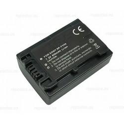 Bateria litio Videocámara digital Sony 7.2V 650 MAH  E-SF715