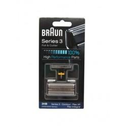 Lámina y cuchilla Braun 31B - 5000/6000 series 81253259