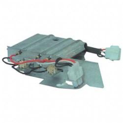 Resistencia secadora Zanussi TDS362T 735 W x 3 50239949006