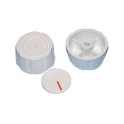 Mando universal 6 mm blanco 73AB0025