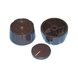 Mando universal 6mm marron 73AB0026